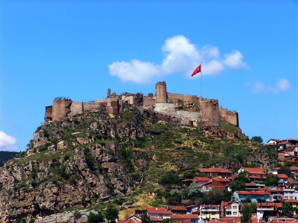 Kastamonu Gezi Rehber - Kastamonu Kalesi